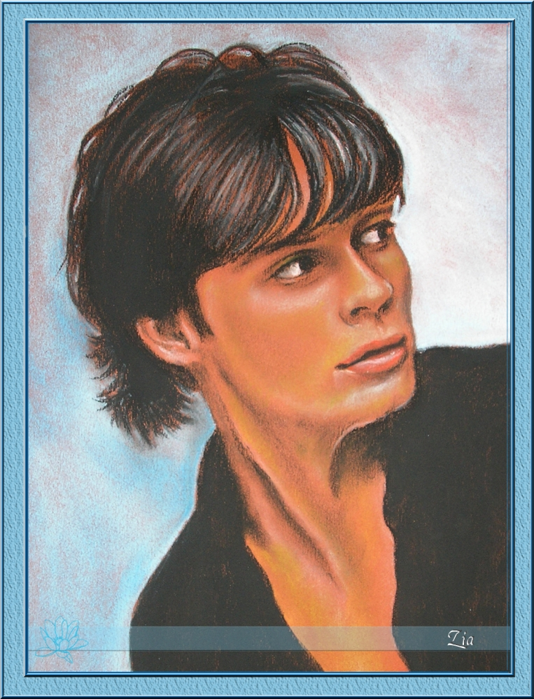 Tom Welling by ZiaCz